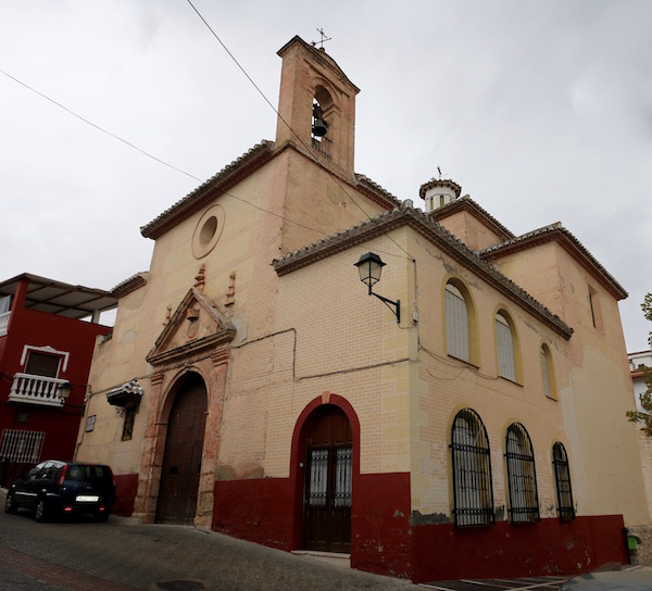 Ermita Jesús Nazareno.