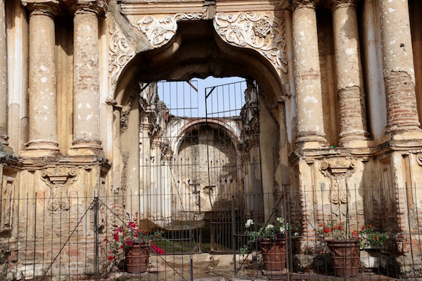 Iglesia El Carmen.