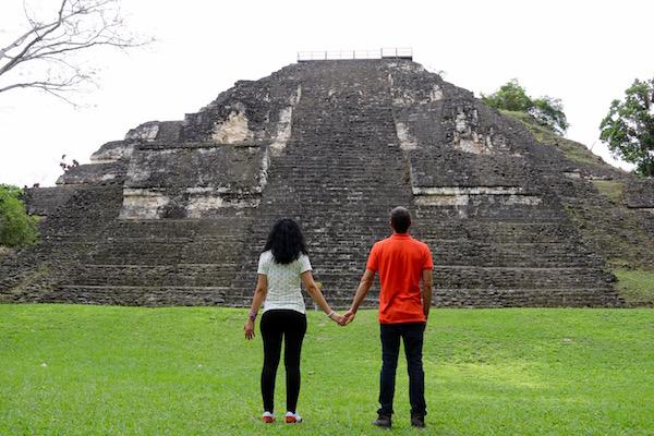 La Gran Pirámide.