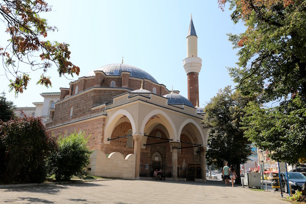 Mezquita Banya Bashi.