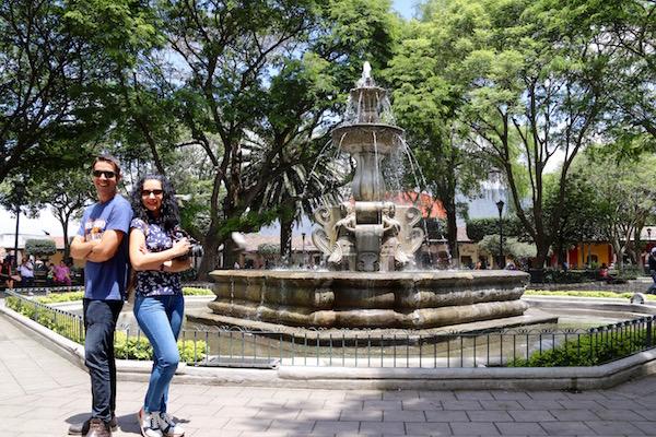 Parque Central.