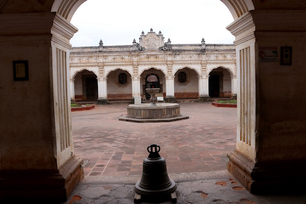 Patio Museo Colonial.