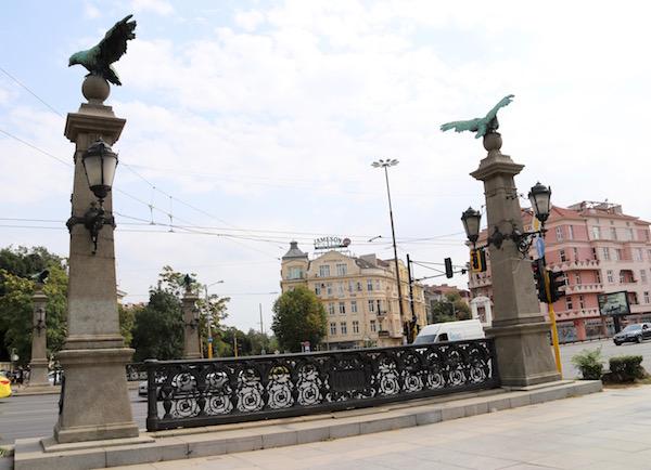 Puente de las Águilas.
