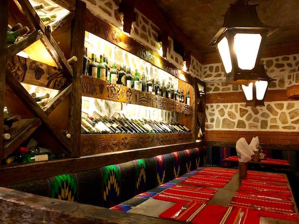 Restaurante The Hadjidragana Tavern
