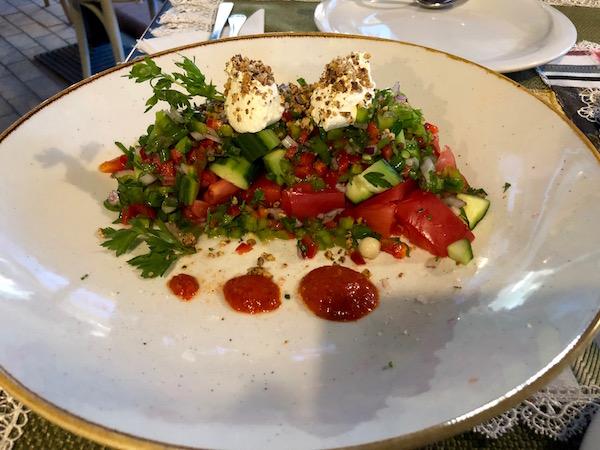Shopska Salata, Restaurante Shastlivetsa.