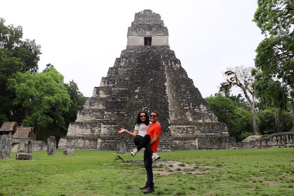 Templo I o del Gran Jaguar.