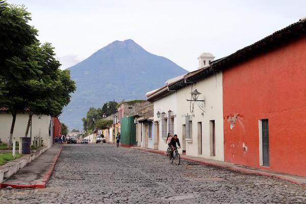 Volcán Agua.