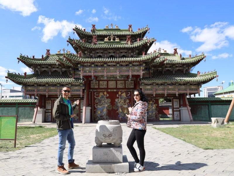 Palacio de Invierno del Bogd Kan