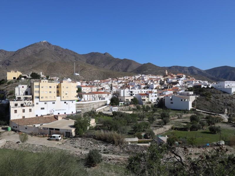 Pueblo Uleila del Campo.