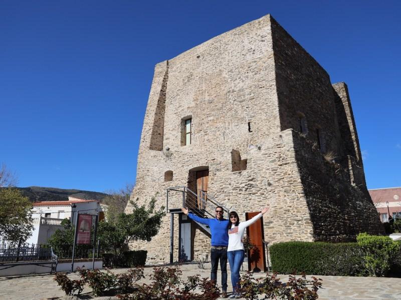 Castillo de Tahal, Almería.