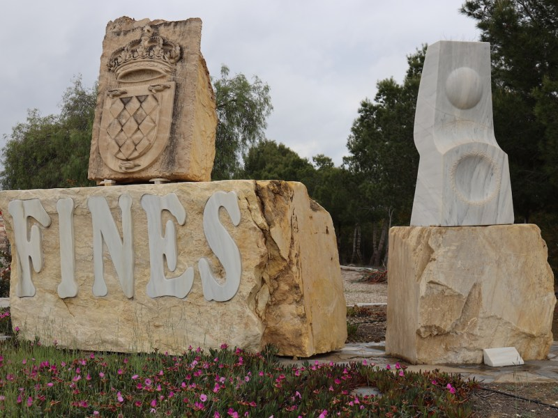 Pueblo Fines, Almería.
