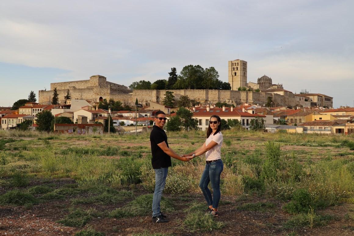 Ciudad de Zamora, Castilla y León.