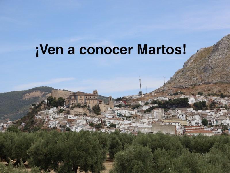 Martos, Jaén.