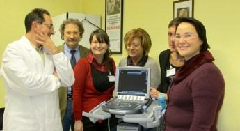 22.11.2010 As.Cristina Sassi effettua visita senologica