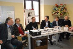 """Conferenza stampa presentazione CD """"L'uomo e il fiume"""""""