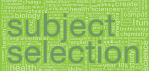 Subject Selection image