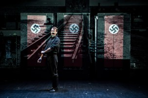 Grand peur et misère du IIIe Reich - cie Correspondances 2020