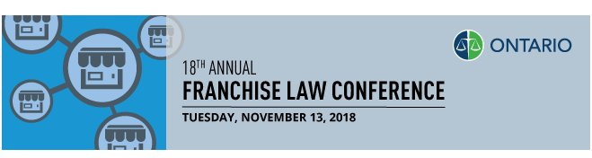 Franchise Law Conference
