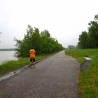 Donauradweg IV: Tulln - Wien (und wieder ganz heim)