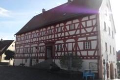 Gegenlichtaufnahmen: Altes Rathaus