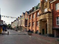 Das Rathaus von Buxtehude
