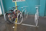 Fahrradständer - modern