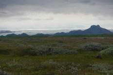 Zackige Berge