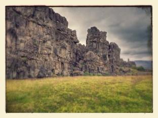 Magische Orte in Island