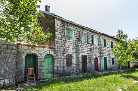 Haus in Njegusi (Montenegro)