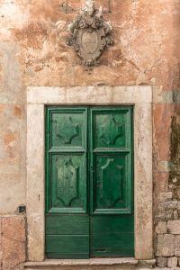 Tür in Kotor (Montenegro)