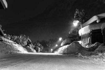 Weg in Kiefersfelden