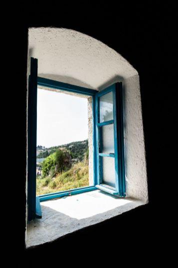 Fenster in Bar (Montenegro)
