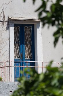 Tür in Split