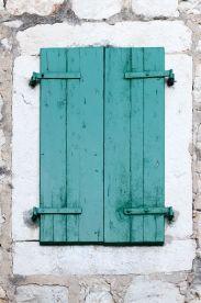 Fenster in Split