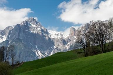 Landscape from Austria (Hochkönig)