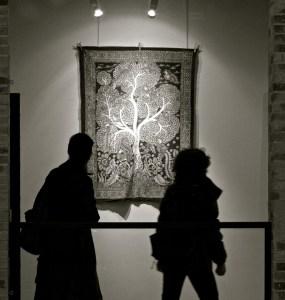 Exposition à Ville d'Avray.