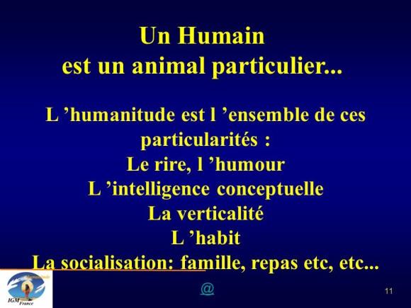 L'Humanitude : un concept que l'on devrait pouvoir mettre en pratique partout et avec tous.