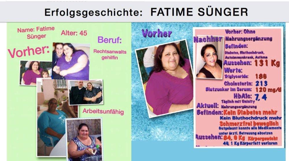 Erfolge Fatime Sünger