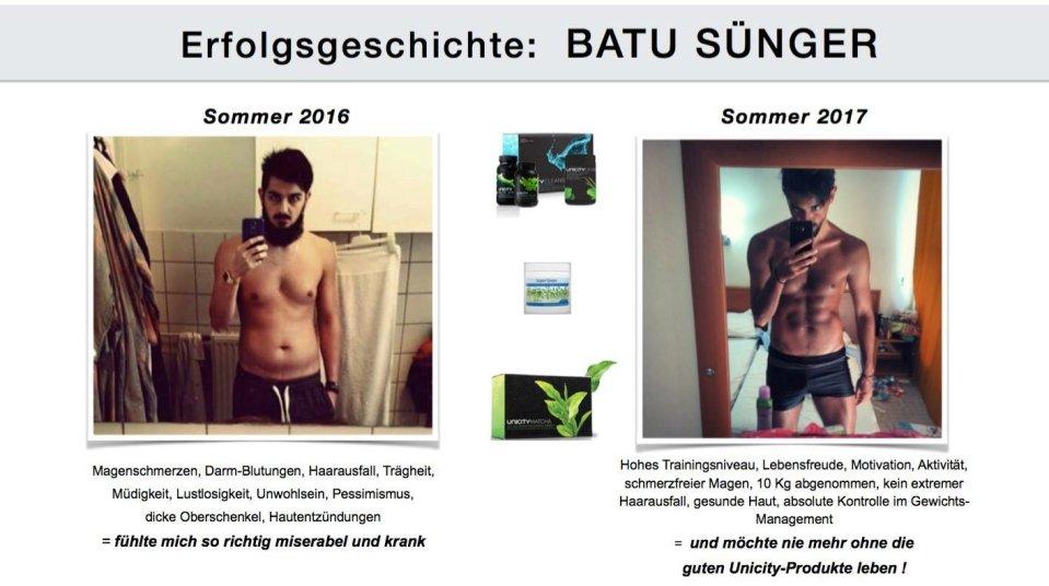Erfolge Batu Sünger