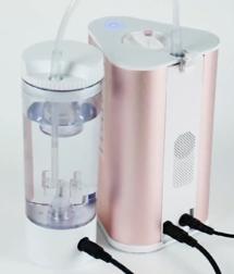 AquaVolta-Vortex-Booster-Inhalator-Flasche-und-Infusor-Modul