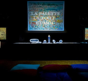 Bilan de l'exposition itinérante «la palette, la toile et moi»
