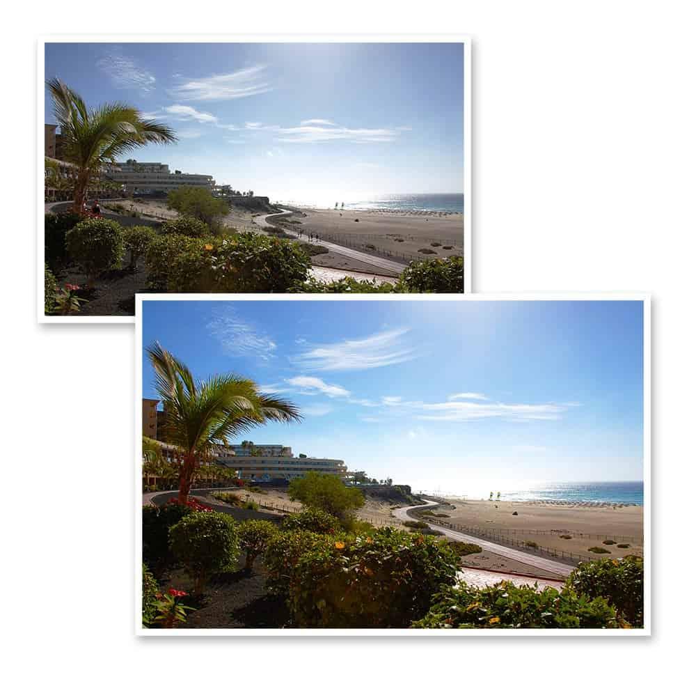 Bildbearbeitung, Bildmontage, Retousche, Bildkorrekturen
