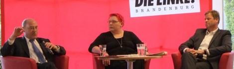 Talk in den Mai mit Gregor Gysi und Christian Görke