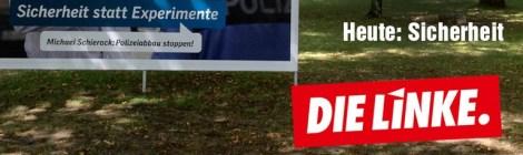 Die CDU, die AfD und die Innere Sicherheit...