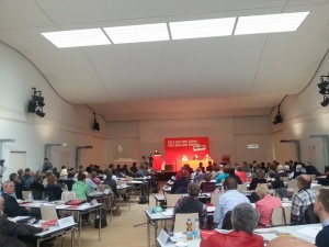 Landesparteitag der LINKEN Sachsen-Anhalt