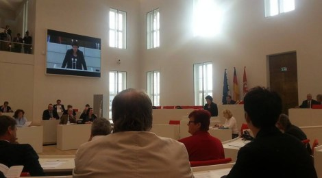 Der Tabubruch - Schulterschluss von CDU und AfD im Brandenburger Landtag
