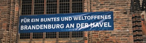 Brandenburg an der Havel bleibt bunt!