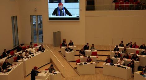 Rede im Landtag zum Antrag der AfD zur Veröffentlichung möglicher Standorte der Erstaufnahme