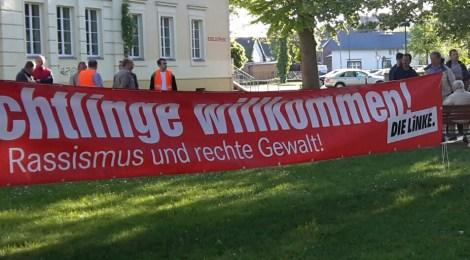 400 Flüchtlinge in Containerdorf in Dallgow-Döberitz?