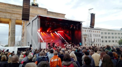 Refugees welcome! - Kundgebung und Konzert anlässlich des internationalen Tags des Flüchtlings